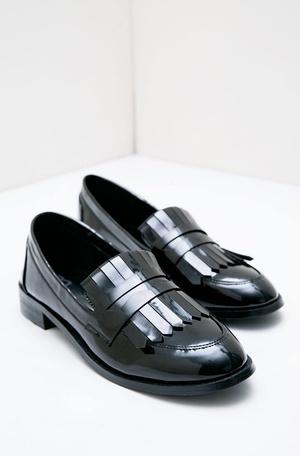 Davina Octarina Embellished Loafers Black 11f4baf8f9