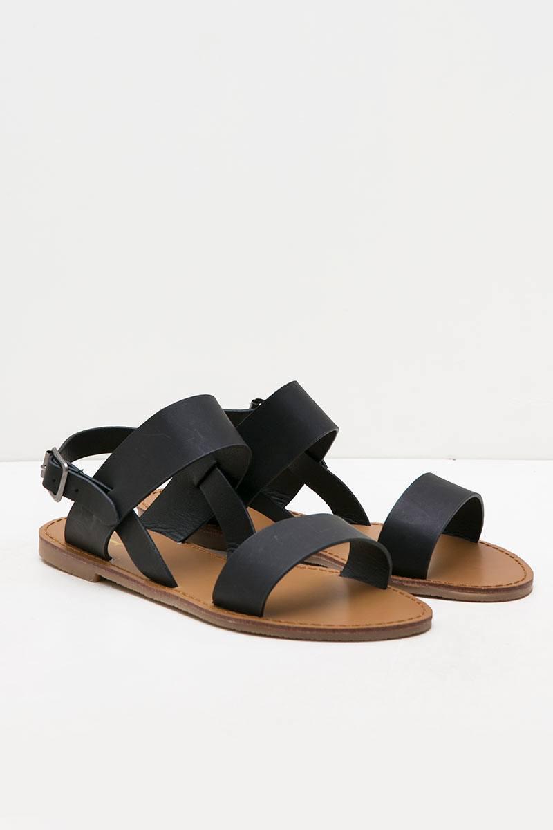 sell christelle sandals black sandals hijabenka