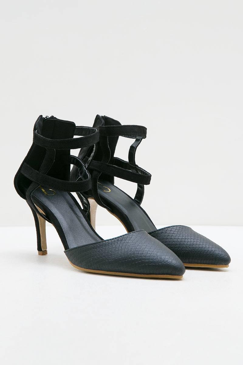 sell avila heels black black high heels berrybenka