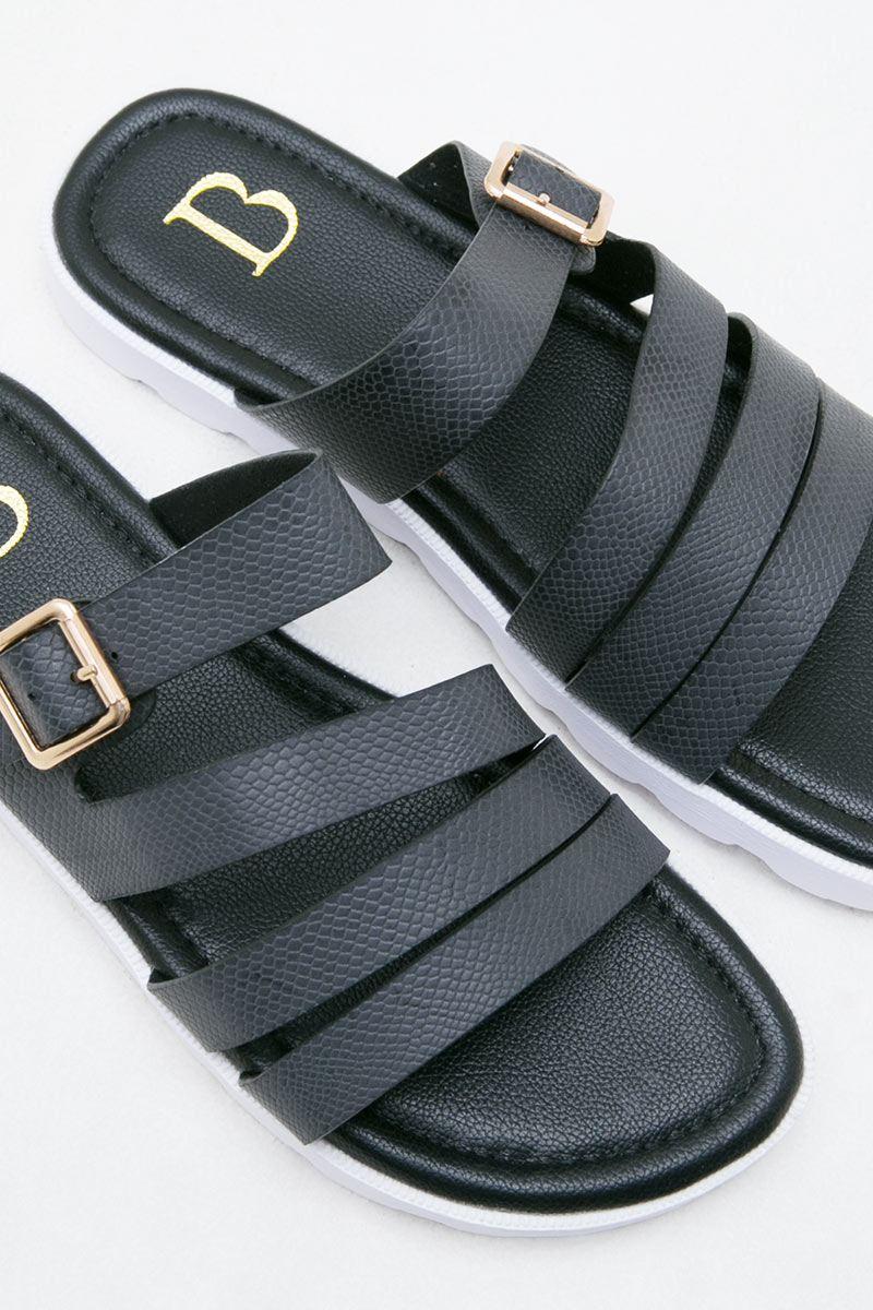 sell biloxy sandals black sandals berrybenka