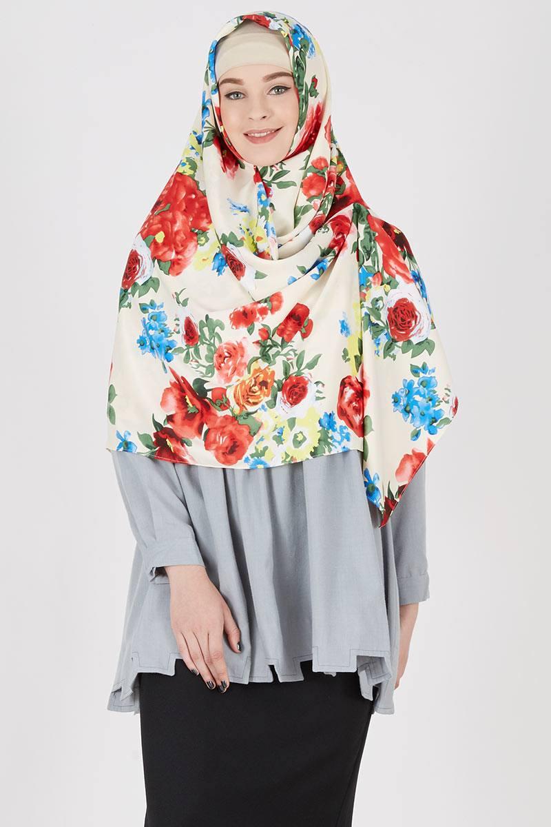 Tatuis Hijab Damour 064 Beige Daftar Harga Terbaru Dan Terlengkap 071 Grey