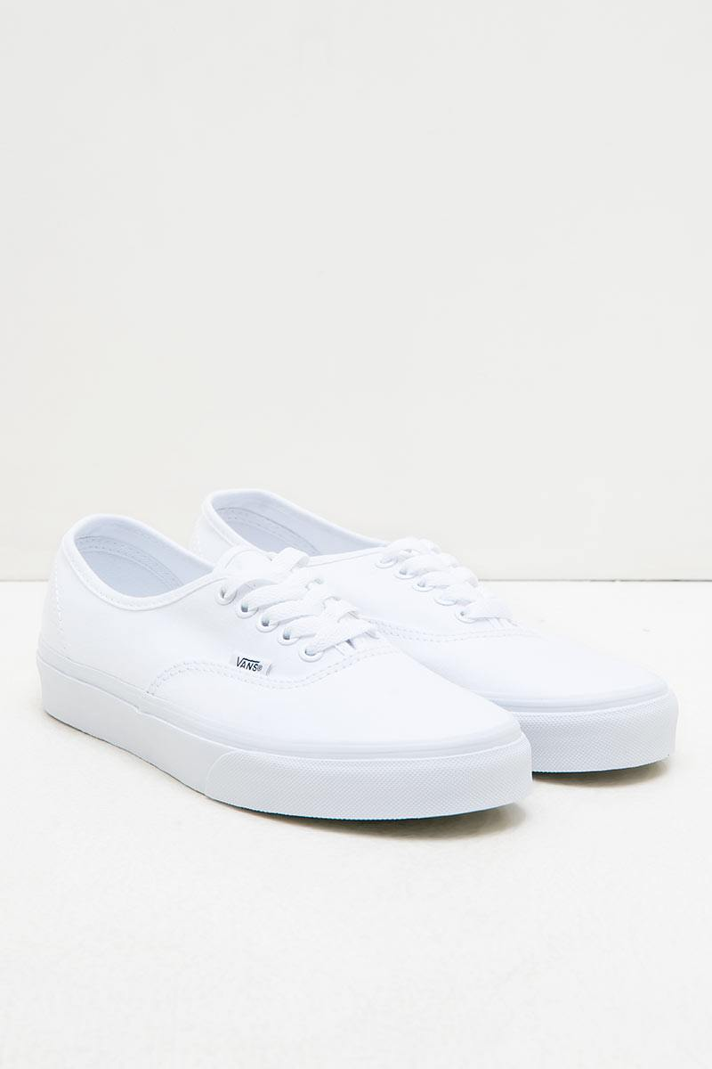 03d6e7007f08eb Sell Vans U AUTHENTIC VN000EE3W00 True White Women Sneakers ...