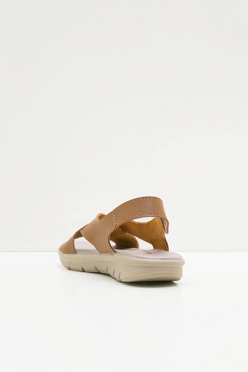 Dr Kevin Shoes Women Sandals 26118 Brown Spec Dan Daftar Harga Flat 43125 Cokelat Muda 37 Leather Flip Flops Drkevin