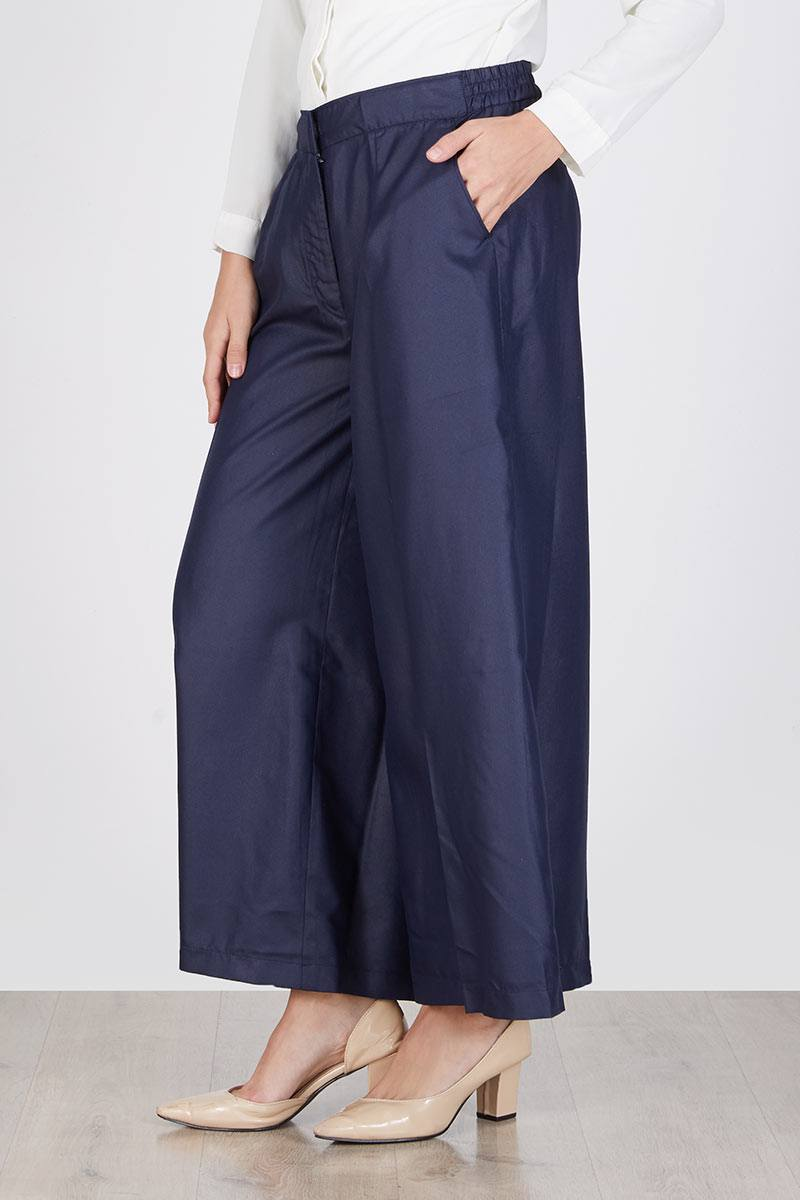 Celana Basic Navy A Big Deal Emba Jeans Fm328 Upd Warna Heavy Stom 27 Sell Syaheera Kulot Long Pants