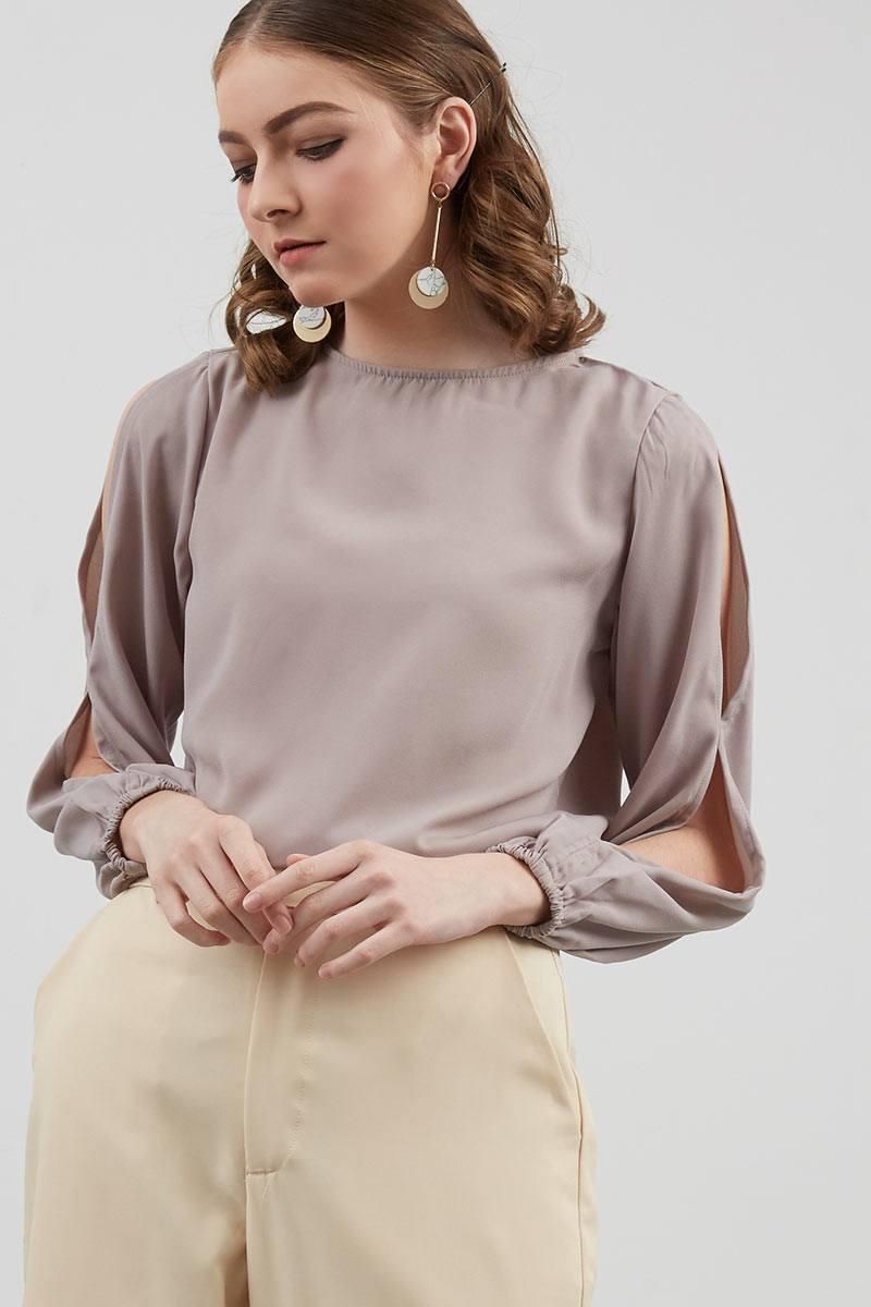 pakaian simpel blouse img