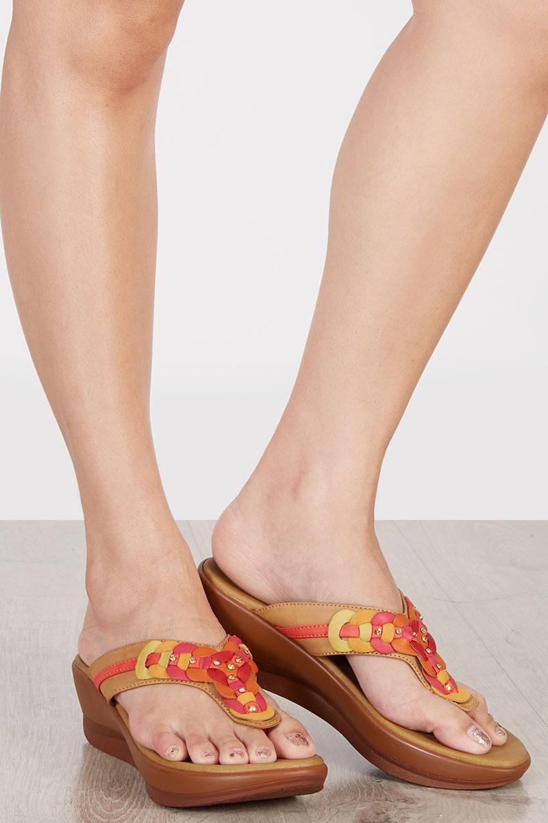Sell Beatrice Rb 96 Wedge Sandal Cream Wedges Tas Edberth