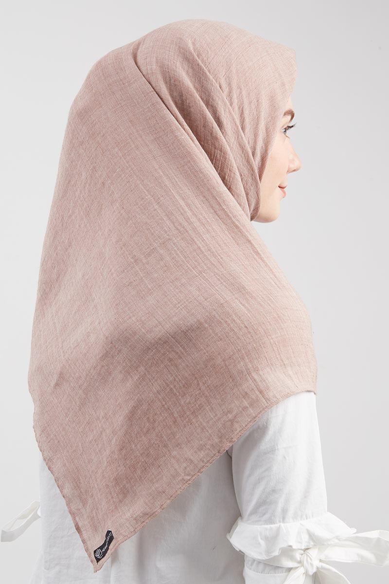 Hijab Bahan Voal Polos 47