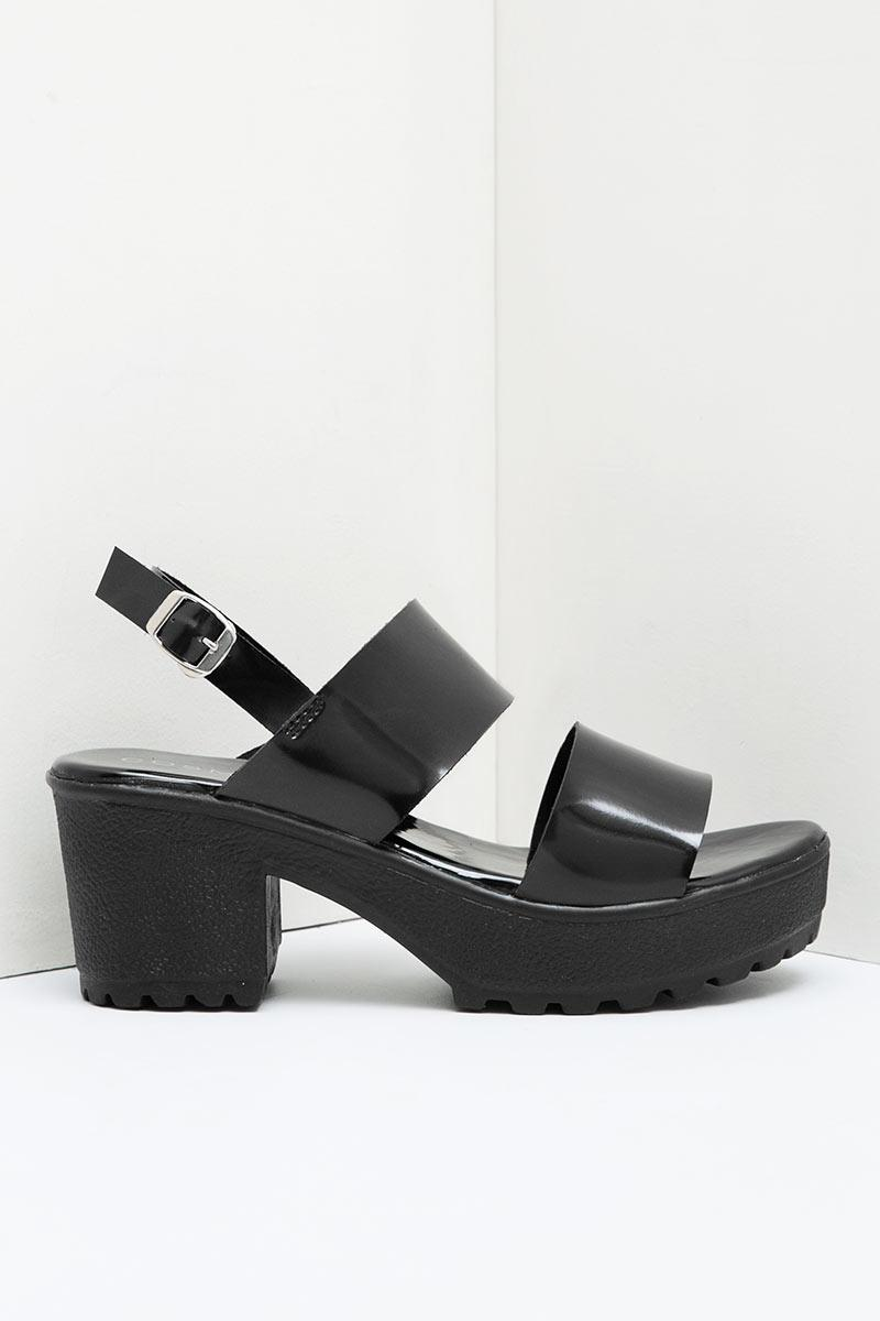 sell best strap black high heels berrybenka