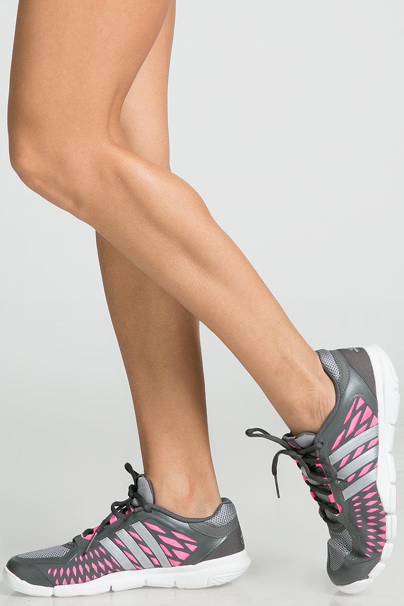 new concept e9d5a 26090 Adidas adipure 360 Control Womens Training Shoes - Grey