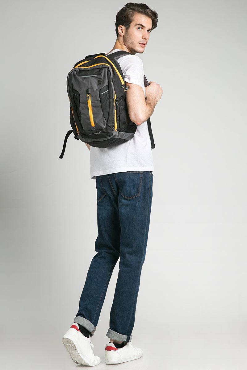 Sell Men Valiant Big Bags Kalibre Tas Ransel Laptop Besar