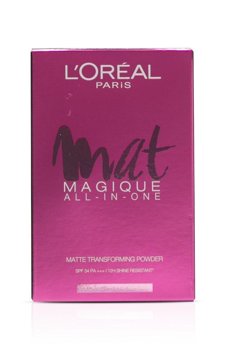 Sell Loreal Paris Mat Magique Two Way Cake Primary N1 Nude Ivory Bedak Kecantikan Riasan Muka