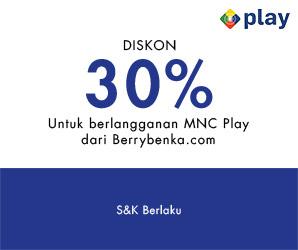 Berrybenka x MNC Play
