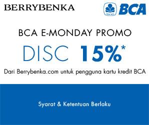 Berrybenka x BCA