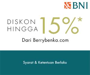 Berrybenka x BNI