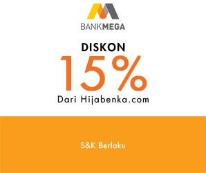 Hijabenka x Bank Mega
