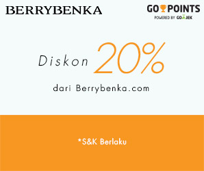 Berrybenka x Go Points