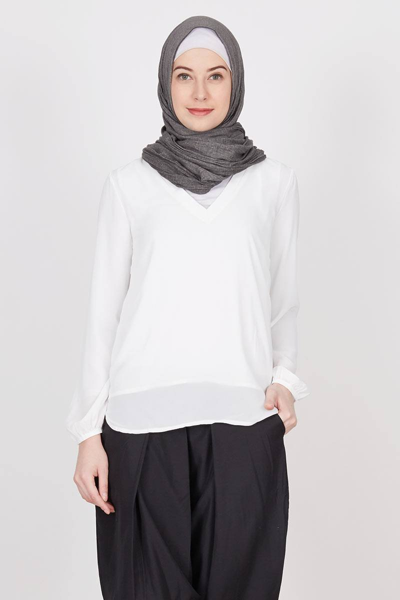 GW Jerichow Top in White