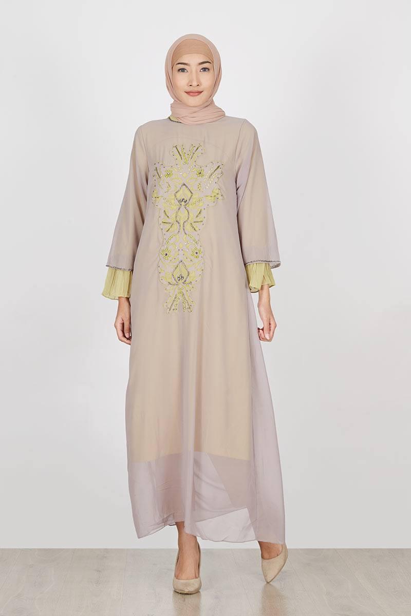 Sell Almira Kaftan Brown Dresses And Jumpsuit