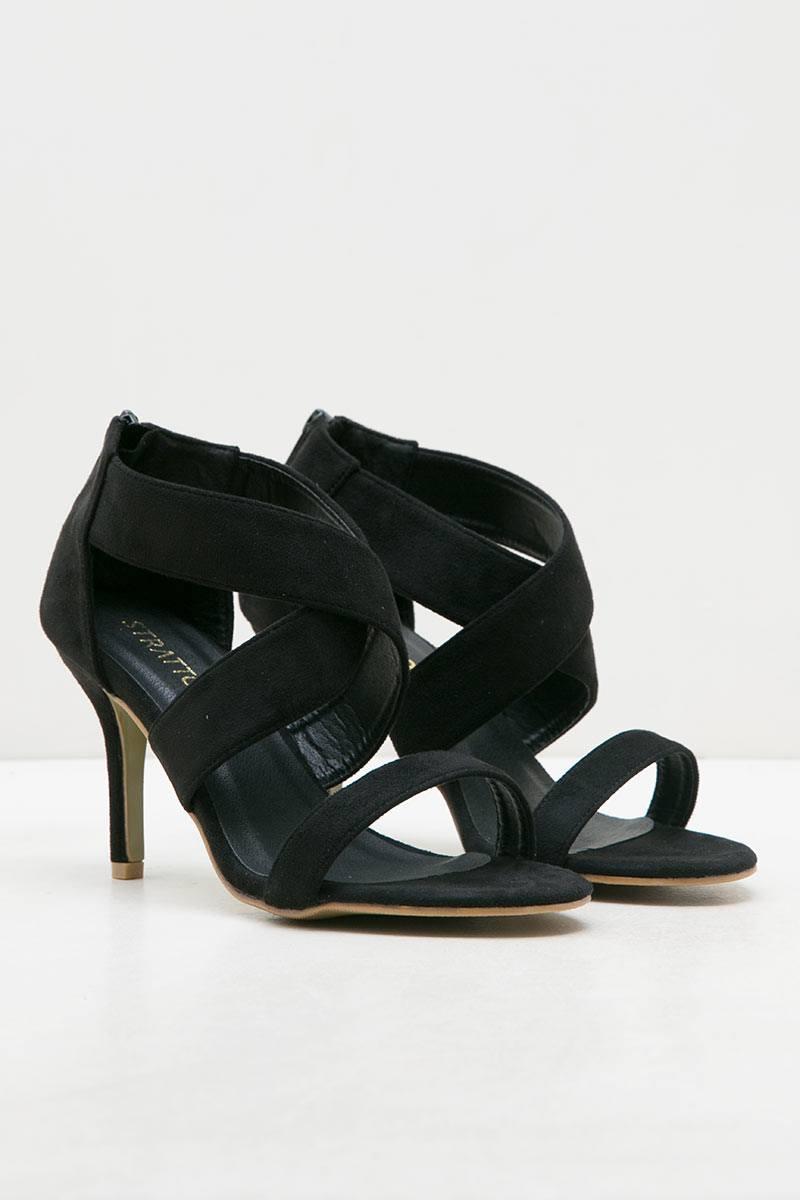 Trey Heels BLACK-BLACK