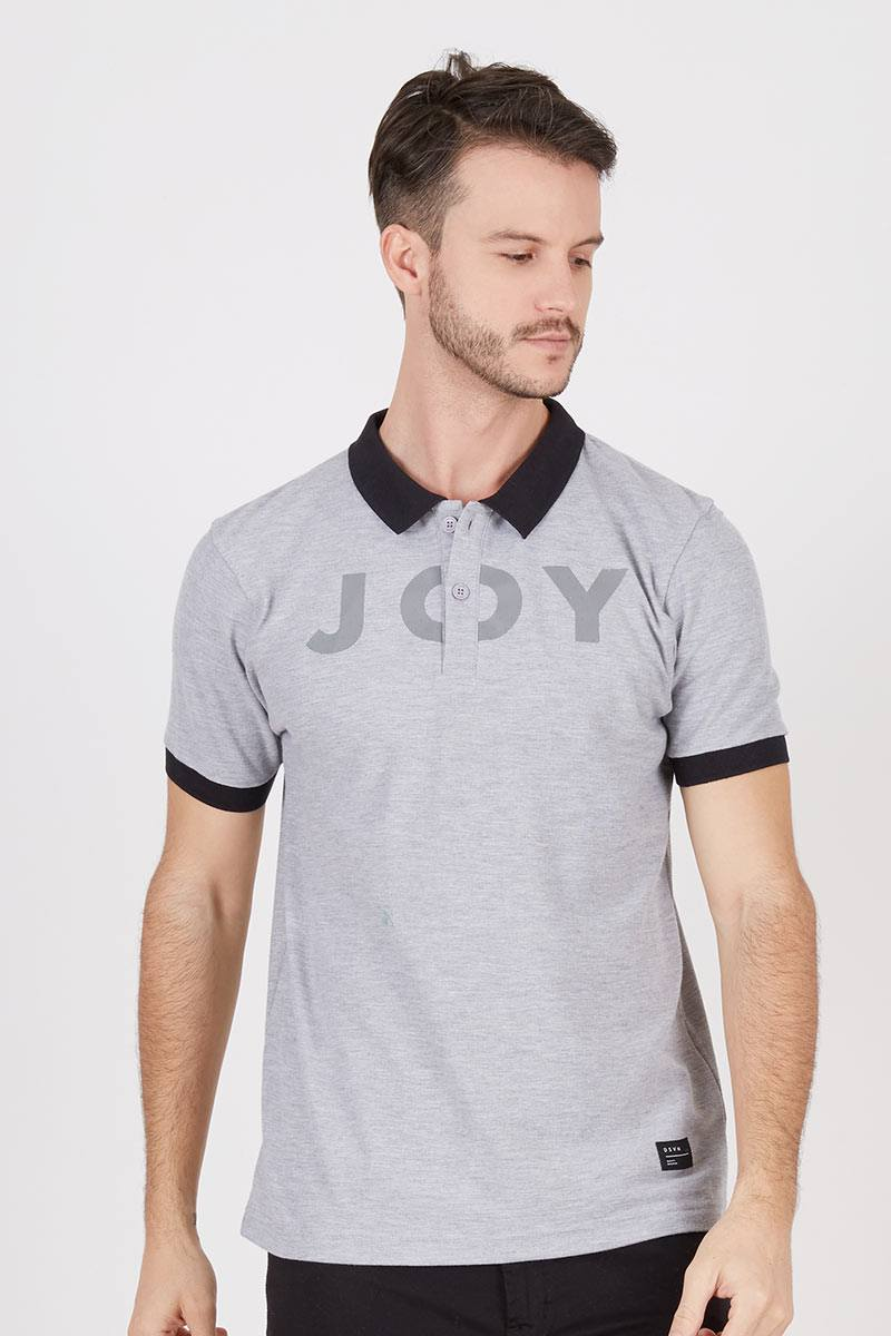 Men Grayson Polo Misty Grey