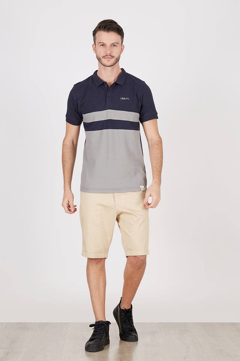 Men Sullivan Polo Navy