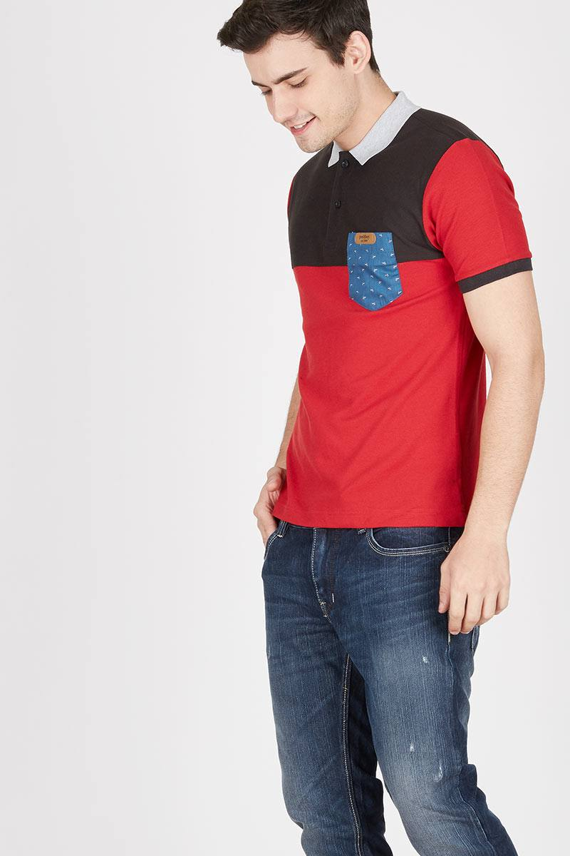 Poshboy PF-7LC-6OR Red