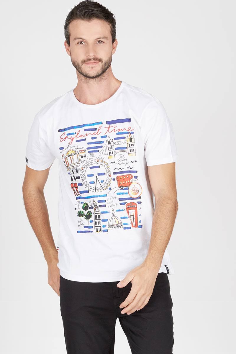 Men Raphael T-Shirt
