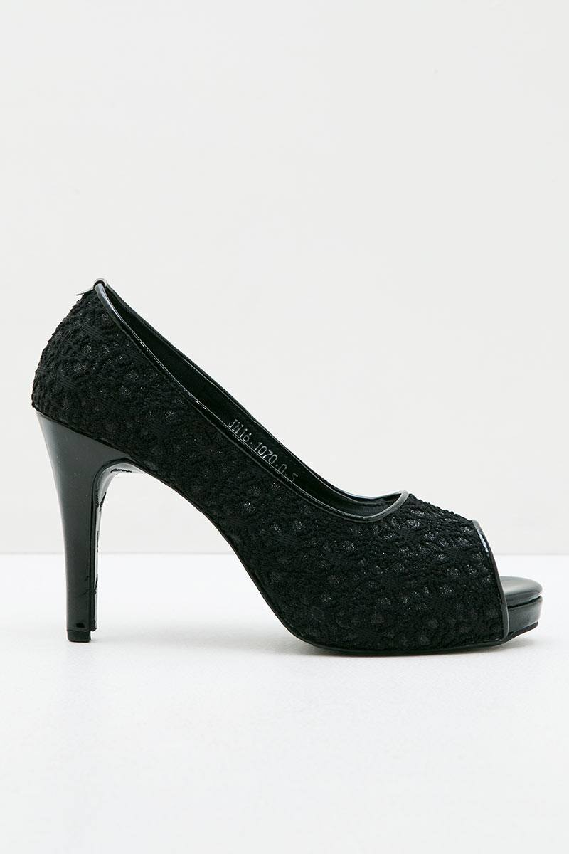 Christa Juliar Shoes Black