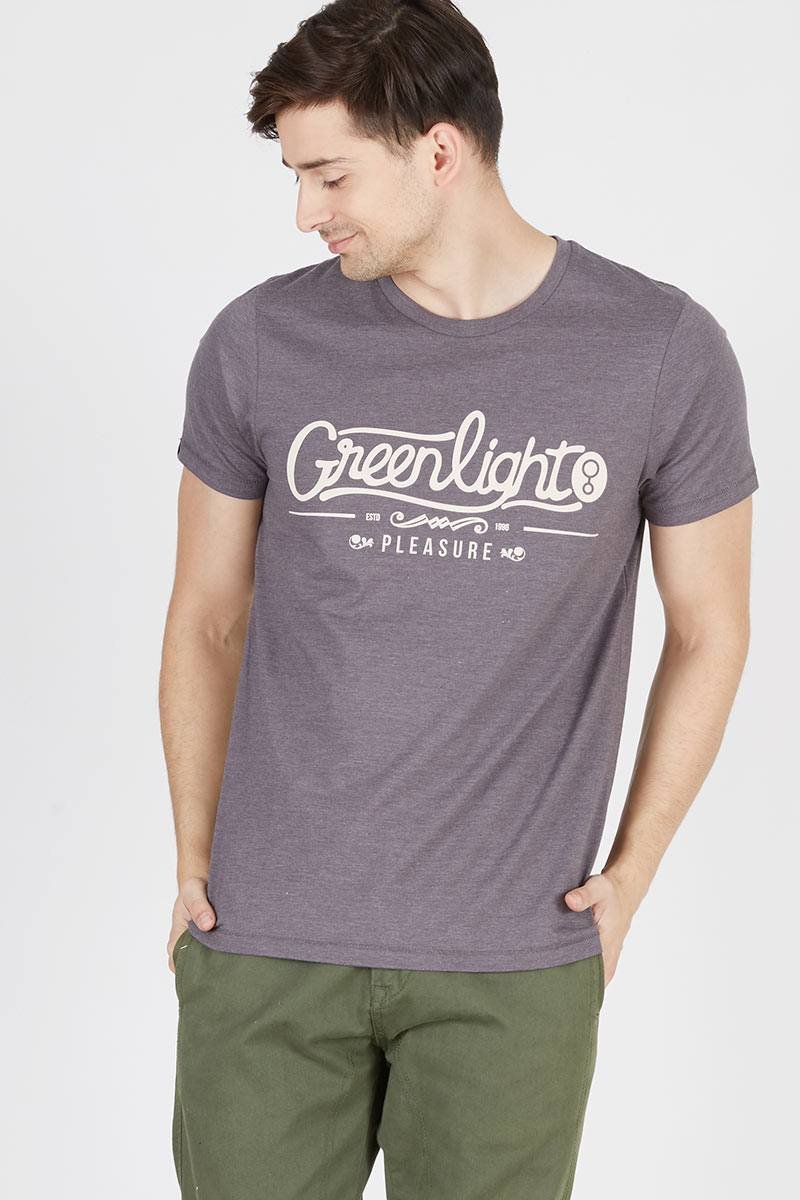 Greenlight basic printed tee 218121612