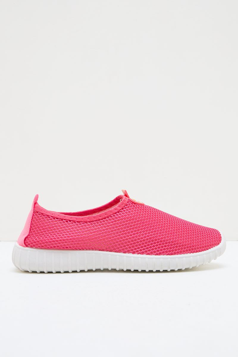 Women Canvas 5307 Sneaker Shoes Pink