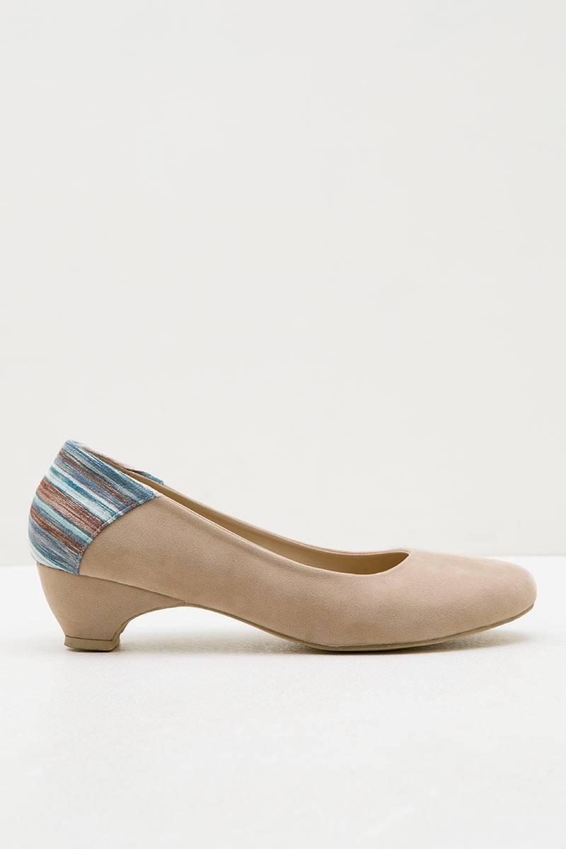 Victoria Heels Cream
