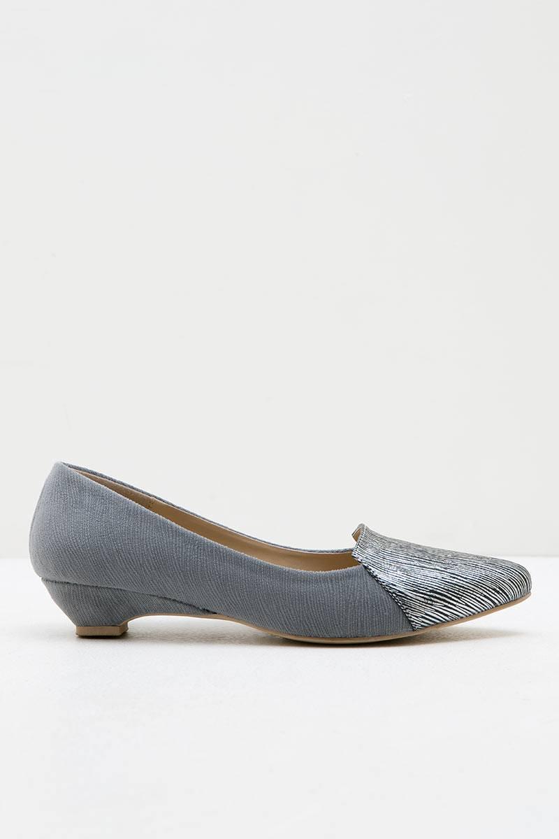 Stella Heels Grey