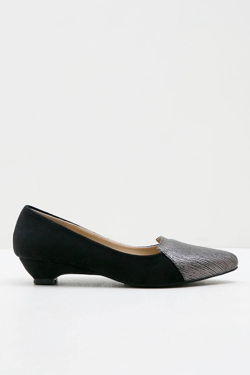 Stella Heels Black