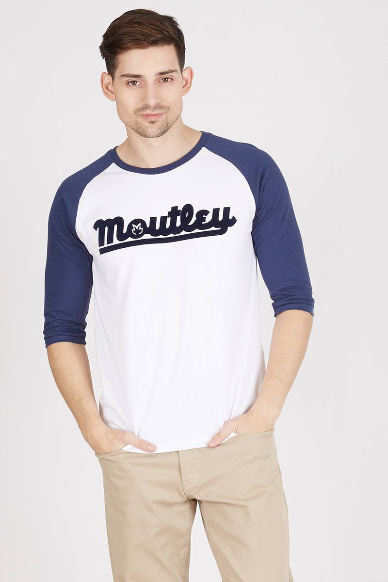 Printed fit basic tee 309121612