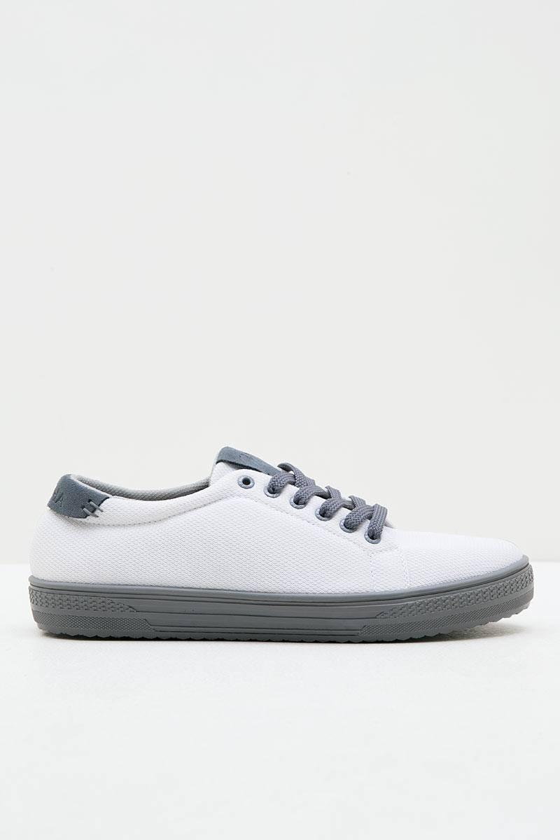 NOAH White Grey