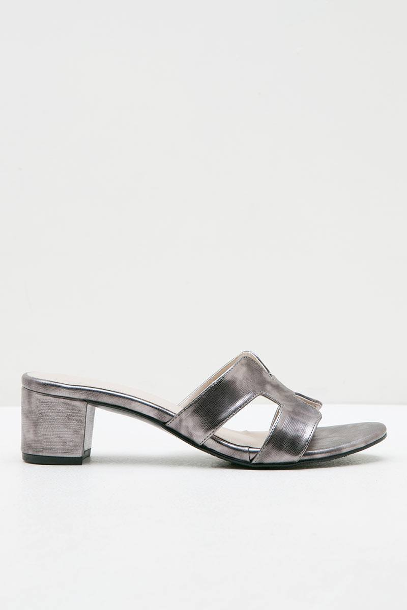 Heiress Heels Grey