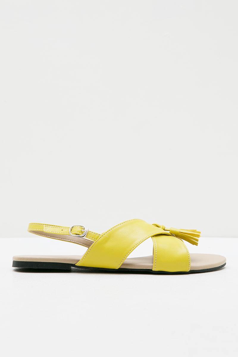 Argene Sandals Yellow