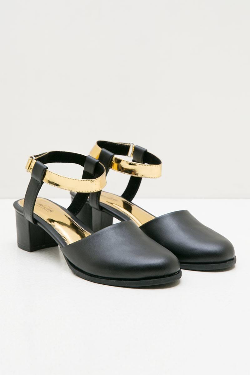 Judith Block Heels