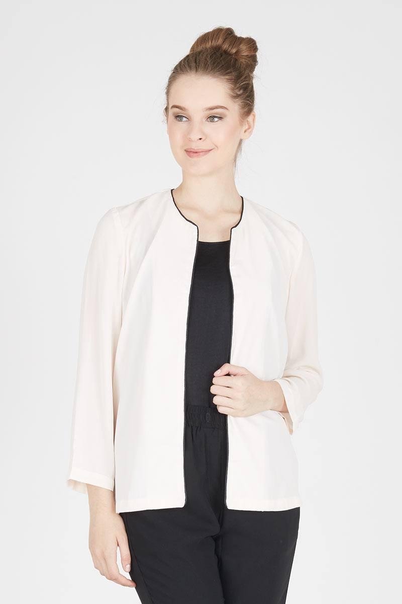 Harga Shay Amanda Blazer Produk Ukm Bumn Jaket Catenzo Fleece