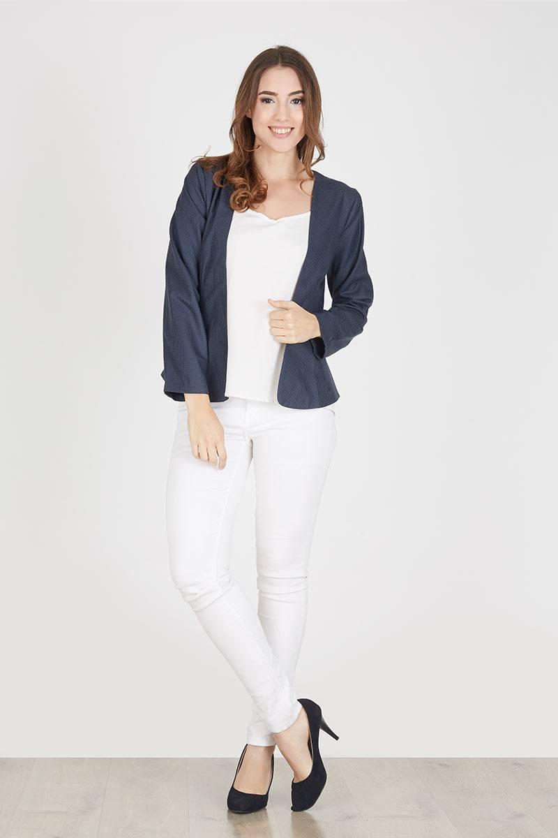 Harga Aegean Blazer Produk Ukm Bumn Jaket Catenzo Fleece