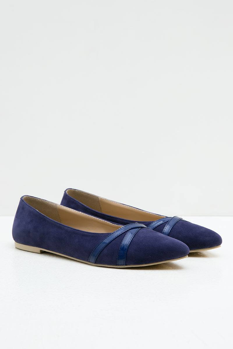 Harga Millenia Olivia Abstract Dress Blue