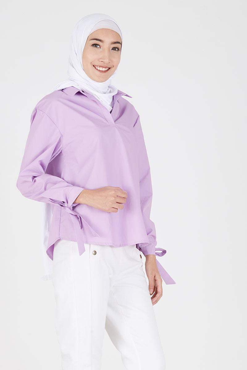 Arden Top Purple