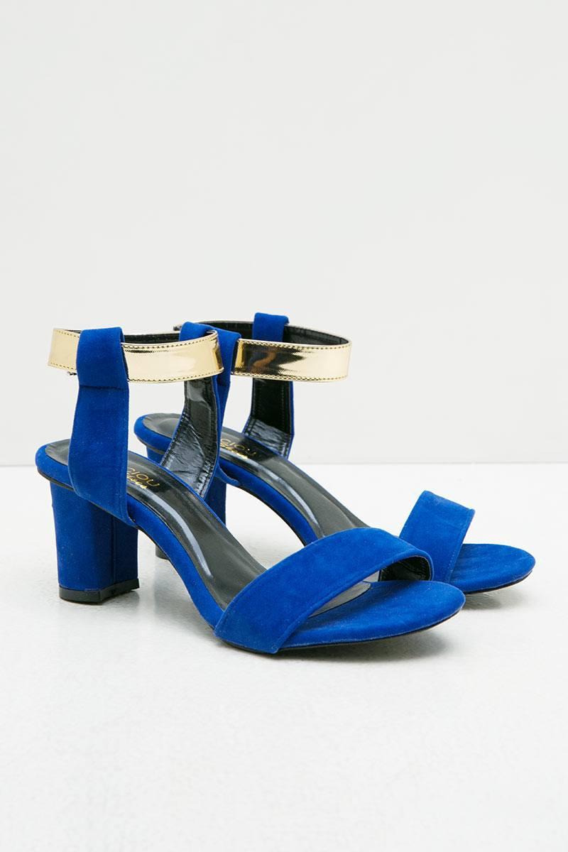 Isabel Heels Blue