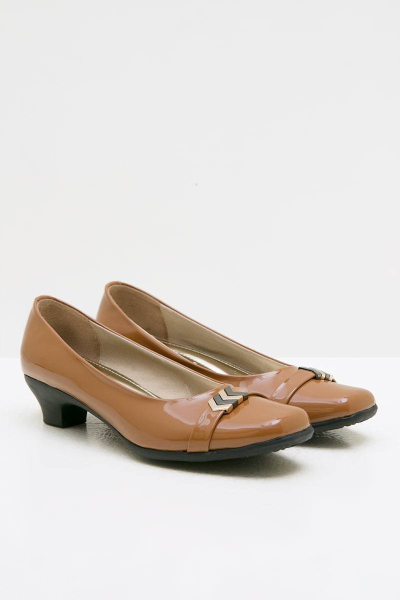 Ghirardelli Heels Aliya Brown