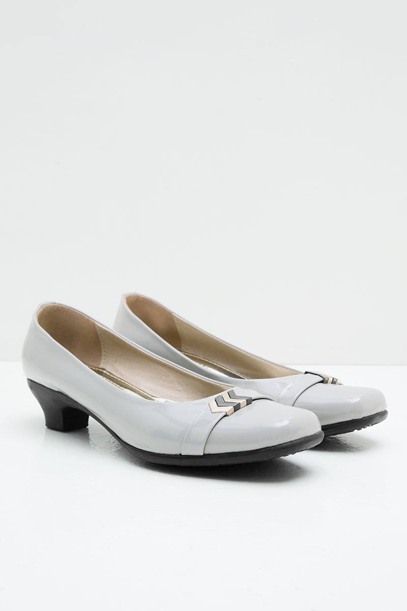Ghirardelli Heels Aliya Grey