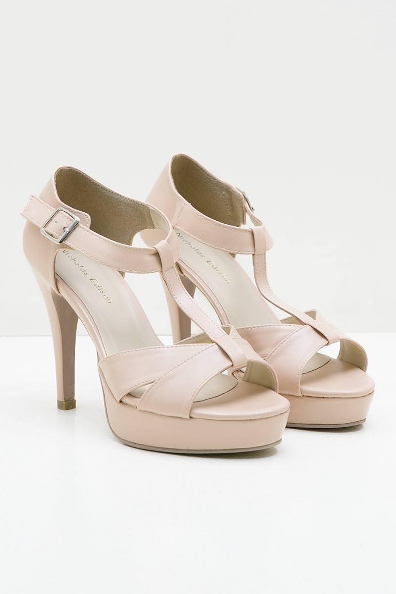 Heel Kenzie Pink