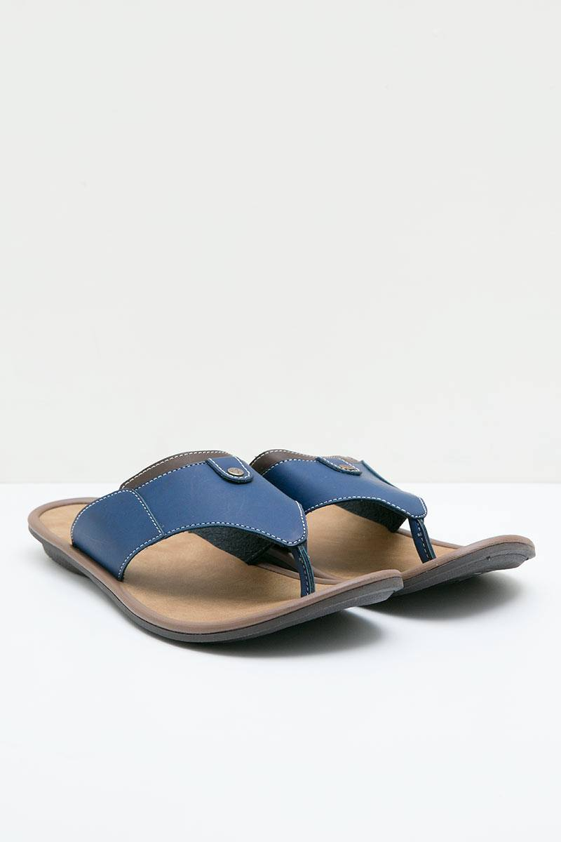 Men 42030025 Sandal Blue