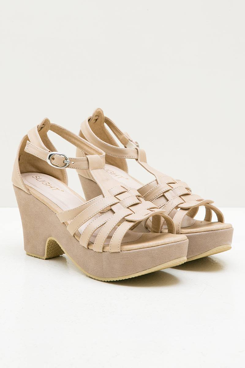 WEDGES SAVANNAH CREAM