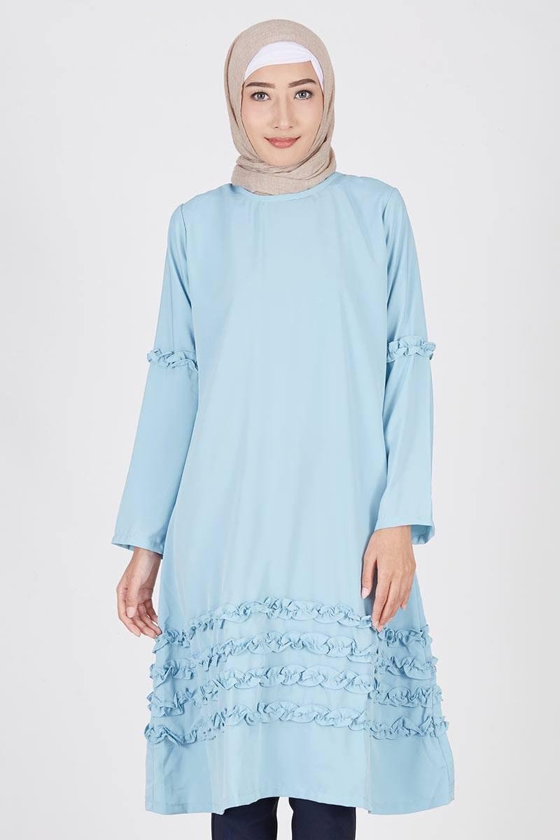 Saffa Top Soft Blue