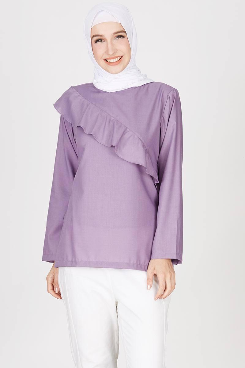 Tania Top Purple